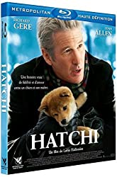 DVD Blu-ray Hatchi Richard Gere