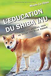 Livre Education du Shiba Inu